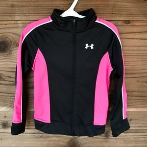 Under Armour All Season Cold Dry Light Jacket 4T